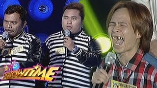 It's Showtime Funny One: Crazy Duo vs No Direction (The Bottle Rounds)