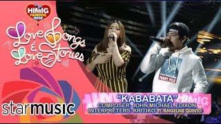 Angeline Quinto and Kritiko - Kababata | Himig Handog 2018 (Pre-Finals)