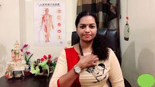 Acupressure for Cough and cold Tamil