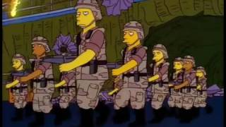 The Simpsons: You only Move Twice part 7