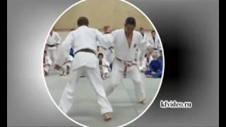 Judo Training Hiroshi Katanishi 7 dan  Judo  Exercises  Methods  Technique  kfvideo ru
