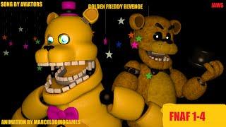 (F N A F SFM)Golden Freddy Revenge