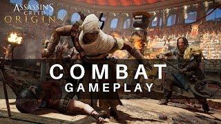 Assassin's Creed Origins - New Combat Gameplay  | Epic Montage