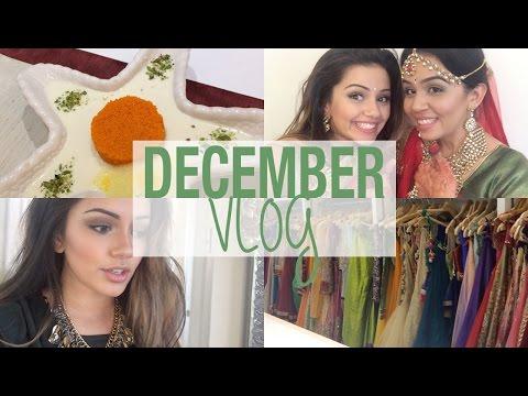 VLOG   December 2014   Kaushal Beauty