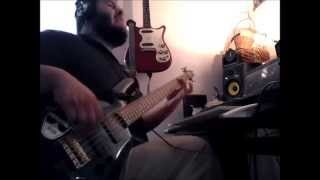 Brandon Michael | Allegaeon - 1.618 (Bass Cover)