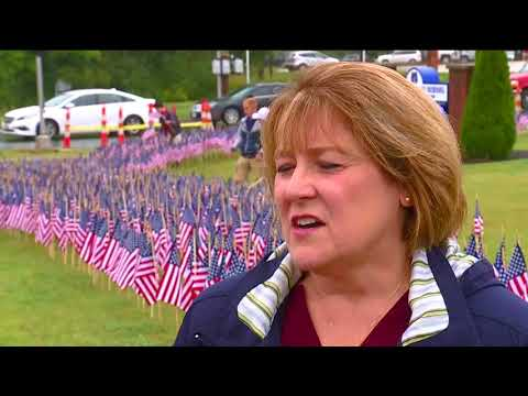 Xxx Mp4 Student Places Thousands Of Flags At Twinsburg High School 3gp Sex