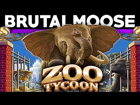 Zoo Tycoon PC Game Review brutalmoose