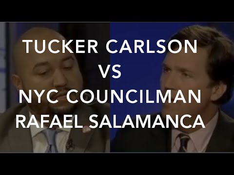 Tucker Carlson destroys NYC Councilman for defending sanctuary cities