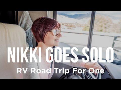 Nikki Goes Solo An RV Road Trip for One