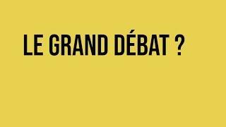 Assemblée Des Assemblées à St Nazaire : Le Grand Débat ?