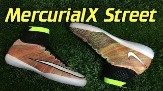 Nike MercurialX Proximo Street Indoor Multicolor - Review + On Feet