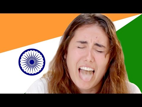 Xxx Mp4 Americans Try Indian Snacks For The First Time 3gp Sex
