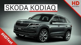 Skoda Kodiaq: recensione e prova su strada | HDtest