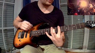 Linkin Park - Leave out all the rest (Live 2017) - Guitar cover HD