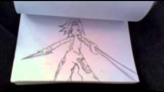 Shaman King Opening 2 Flipbook