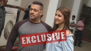 (Video) Salman Khan & Anushka Sharma Promotes Sultan