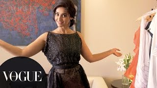 Inside the Wardrobe of Ileana D'Cruz : 4 Date Looks | Vogue All Access Series | VOGUE India