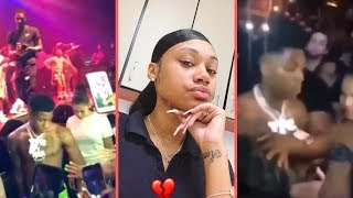 NBA YoungBoy Baby Mama Jania Goes In On His New Girlfriend For Running and Not Helping Him F!ght