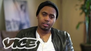 Nas Talks About Almost Fighting Wesley Snipes: VICE Today 006