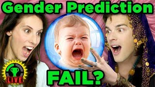 CRAZY or CORRECT? | Testing Baby Gender Prediction Myths!