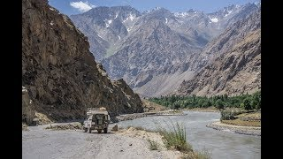 From Iran to Tajikistan in a Land Rover