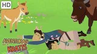 Aventuras com os Kratts - Poderes de Defesa Animal