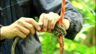 105文化大學 攀樹學 繩結教學