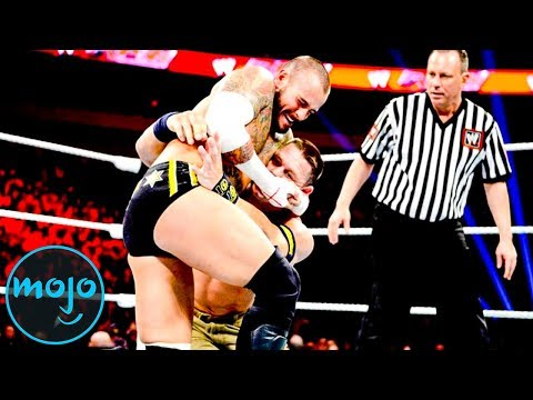 Xxx Mp4 Top 10 Matches In WWE Monday Night Raw History 3gp Sex
