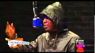 BET The Backroom: Kendrick Lamar Freestyle (New 2012)