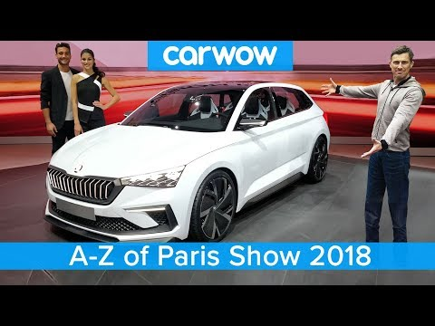Xxx Mp4 Best New Cars Coming 2019 2020 My A Z Guide Of The Paris Motor Show Carwow 3gp Sex