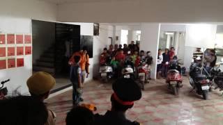 Savdhan india shouting modasa
