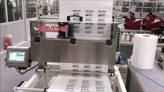 SVM TR 53-400 Traverse Printer with XY Movement Mechanism