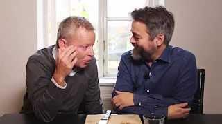 Chili Klaus & Bubber eating worlds hottest chili pepper (english subtitles)