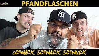 PFANDFLASCHEN - SCHNICK, SCHNACK, SCHNUCK