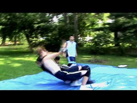 UYW Wrestling Extra : Twist vs. Joey Adams - August 23rd, 2009 (Season 3)