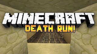 Minecraft: Death Run Mini-Game #1: w/Bash & Noah
