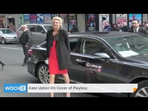 Kate Upton talks Playboy