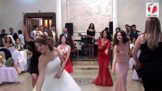 رقص العروس شوف سوت خرب شعلت الحفله دمرت الحضور new songs / عصام المالكي وحسين البيضاني