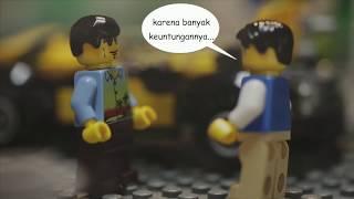 Lego Movie for BP Migas Indonesia 2015
