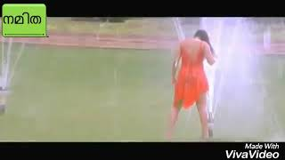 Namitha hot  wet song compilation