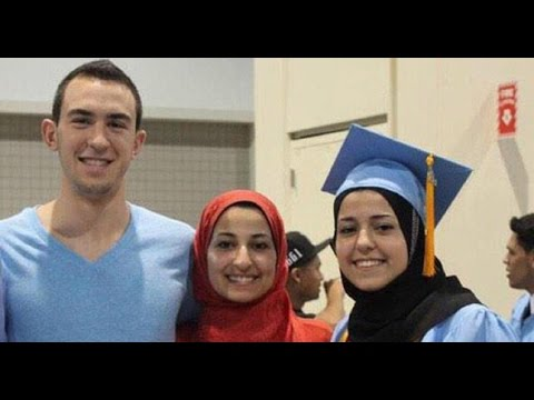 3 Young Muslim Students Brutally Murdered