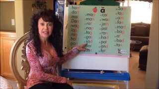 Blending C-V-C Words, short a, short e - Sing, Spell, Read & Write