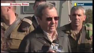 Israel under attack: Barak says IDF response to Gaza rockets not yet over