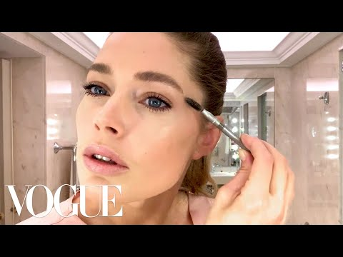 Supermodel Doutzen Kroes s Guide to Age Defying Glow Beauty Secrets Vogue
