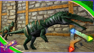 Ark - Baryonyx Breeding Mutation  (Ark Survival Evolved Gameplay)