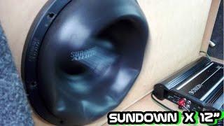 Sundown X12 Extreme Excursion | Orion Xtr 1500.1