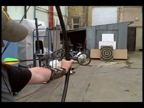 How to Make a 60 lb PVC longbow for less than $10