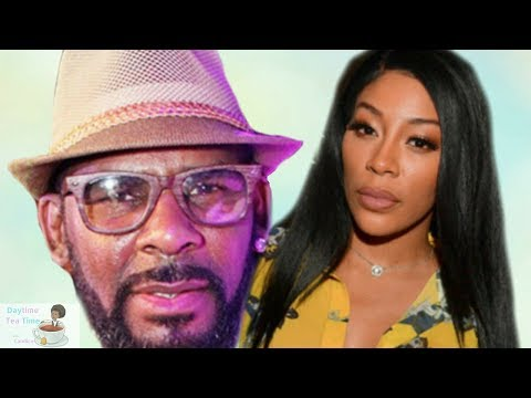 THE TRUTH about R.Kelly and K.Michelle K.Michelle ADMITS to keeping his SECRETS I Saw A LOT