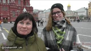 What do Russians think about Putin?