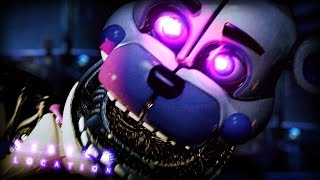 NEW ANIMATRONICS, NEW VICTIMS..  || Five Nights At Freddy's: Sister Location (Nights 1, 2)